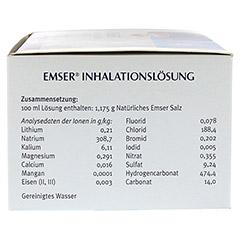Emser Inhalationslösung 60 Stück - Rechte Seite