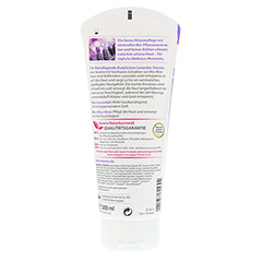 LAVERA Bodylotion Bio-Lavendel+Bio-Aloe Vera 200 Milliliter - Rückseite