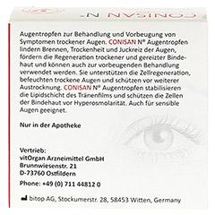 CONISAN N Augentropfen 20x0.5 Milliliter - Rückseite