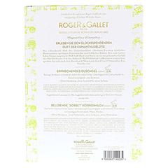 R&G Fleur d'Osmanthus Pflegeset 1 Packung - Rückseite