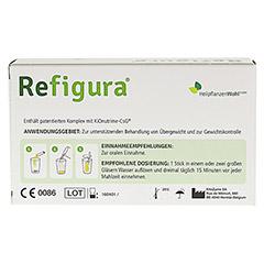 REFIGURA Pulver 15x2.15 Gramm - Rückseite