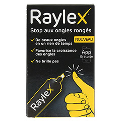 RAYLEX Stift 1 Stück - Rückseite