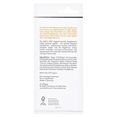 BIO-H-TIN Nagelcreme Plus 8 Milliliter - Rückseite