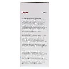 BEURER BM49 spre.Oberarm-Blutdruckmes.D/F/I/NL 1 Stück - Linke Seite