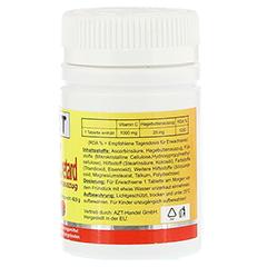 VITAMIN C 1000 mg Retard mit Hagebuttenauszug 30 Stück - Linke Seite