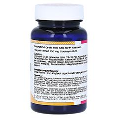 COENZYM Q10 150 mg GPH Kapseln 60 Stück - Linke Seite