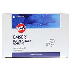 Emser Inhalationslösung 60 Stück - Oberseite