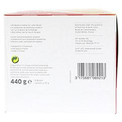 MODIFAST Programm Drink Banane Pulver 8x55 Gramm - Unterseite