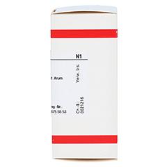 ARUM TRIPHYLLUM D 3 Tabletten 80 Stück N1 - Rechte Seite