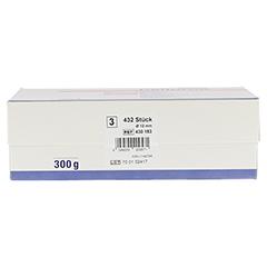 CELLURON Zahnwatterolle 12 mm Gr.3 300 Gramm - Unterseite