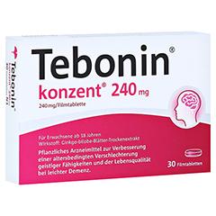 Tebonin konzent 240mg 30 Stück N1