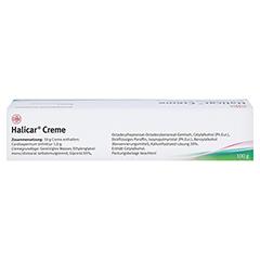 HALICAR Creme 100 Gramm N2 - Oberseite