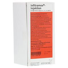 INFITRAMEX Injektion 50 Stück N2
