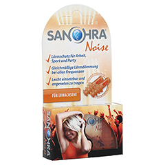 SANOHRA noise Ohrenschutz f.Erwachsene 2 Stück