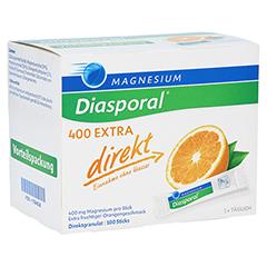 MAGNESIUM DIASPORAL 400 Extra direkt Granulat 100 Stück