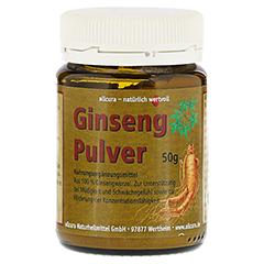 GINSENG PULVER 50 Gramm