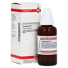 TARAXACUM D 1 Dilution 50 Milliliter N1