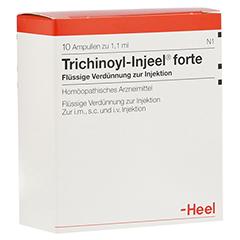TRICHINOYL Injeel forte Ampullen 10 Stück N1
