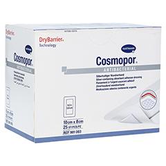 COSMOPOR Antibacterial 8x10 cm 25 Stück