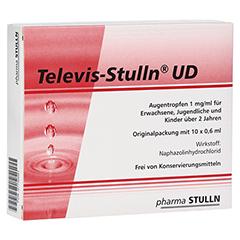 Televis-Stulln UD Augentropfen 10x0.6 Milliliter