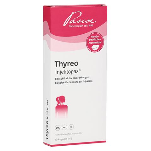 THYREO INJEKTOPAS Injektionslösung Amp. 10 Stück N1