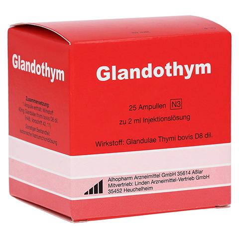 GLANDOTHYM Injektionslösung 25x2 Milliliter N3