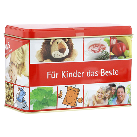 H&S Bio Kinderteedose Filterbeutel 24 Stück