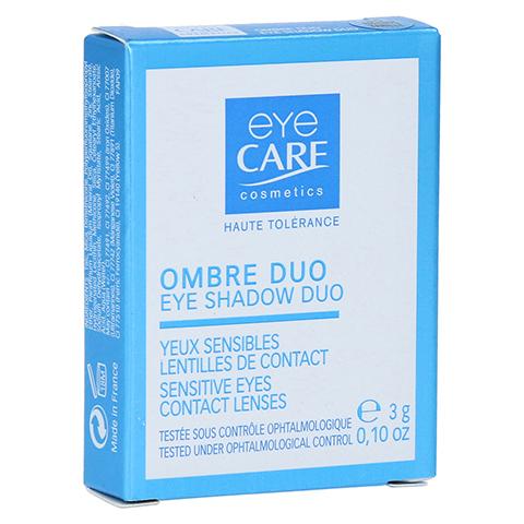 EYE CARE Duo Puderlidschatten mandel-vanille 050 2x1.5 Gramm
