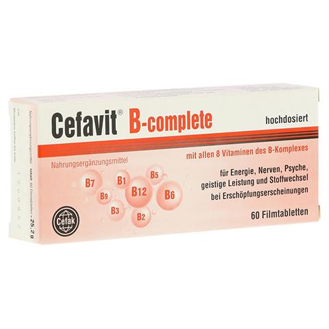 Cefavit B-complete Filmtabletten 60 Stück