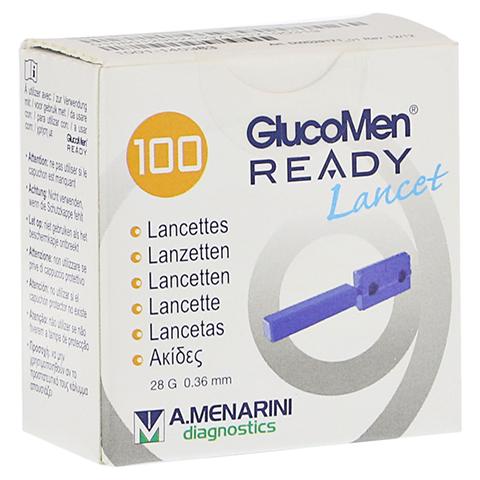 GLUCOMEN READY Lancets 100 Stück