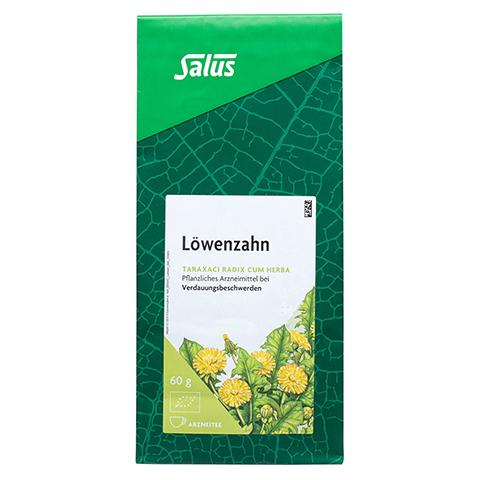 LÖWENZAHN ARZNEITEE Taraxaci rad.c.herb.Bio Salus 60 Gramm