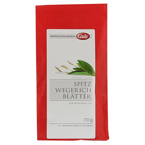 SPITZWEGERICHBLÄTTER Tee Caelo HV-Packung 70 Gramm