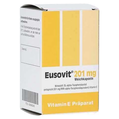 EUSOVIT 201 mg Weichkapseln 50 Stück N2