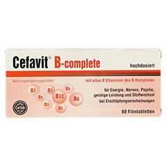 Cefavit B-complete Filmtabletten 60 Stück - Vorderseite