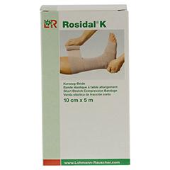 ROSIDAL K Binde 10 cmx5 m CPC 1 Stück - Vorderseite