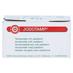 JODOTAMP 50 mg/g 5 cmx5 m Tamponaden 1 Stück - Vorderseite