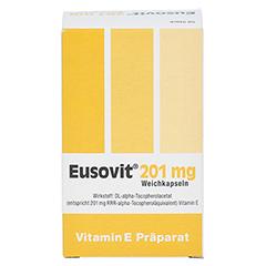 EUSOVIT 201 mg Weichkapseln 50 Stück N2 - Vorderseite