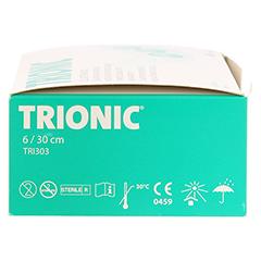 TRIONIC Wundtamponade 2 g 6 Stück - Linke Seite