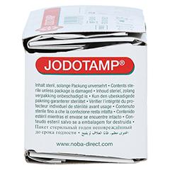 JODOTAMP 50 mg/g 5 cmx5 m Tamponaden 1 Stück - Linke Seite