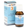 APOPET Schüßler-Salz Nr.3 Ferrum phos.D 12 vet. 12 Gramm