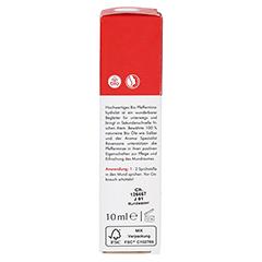 MEDITAO Pfefferminz Mundwasser Spray 10 Milliliter - Rechte Seite