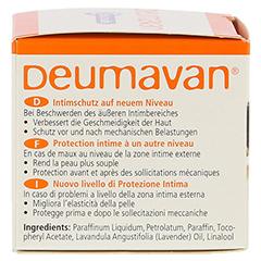 Deumavan Schutzsalbe Lavendel Dose 50 Milliliter - Rechte Seite