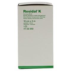 ROSIDAL K Binde 10 cmx5 m CPC 1 Stück - Rechte Seite