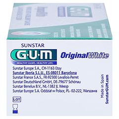 GUM Original White Zahnpasta 75 Milliliter - Rechte Seite