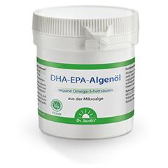 DHA-EPA-Algenöl Dr.Jacob's Kapseln 60 Stück