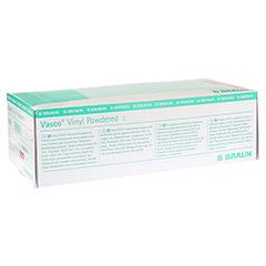 VASCO Vinyl powdered Handschuhe unsteril Gr.L 100 Stück