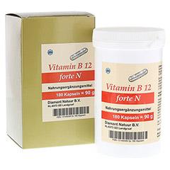 VITAMIN B12 forte N Kapseln 180 Stück