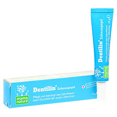 MAMA natura Dentilin Zahnungsgel 10 Milliliter