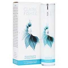 CLAIRE FISHER Feuchtigkeits-Intensivcreme 50 Milliliter