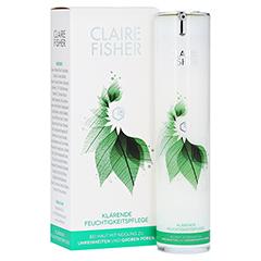 CLAIRE FISHER klärende Feuchtigkeitspflege Creme 50 Milliliter
